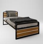 Кровать из дерева Z- 203