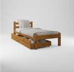Кровать из дерева Z- 204
